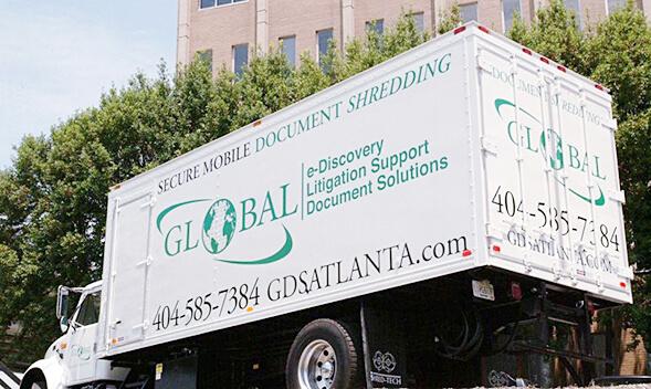 GDS Global Document Shredding